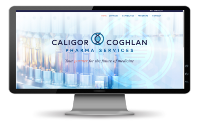 Caligor Coghlan Pharma Services Announces New Branding